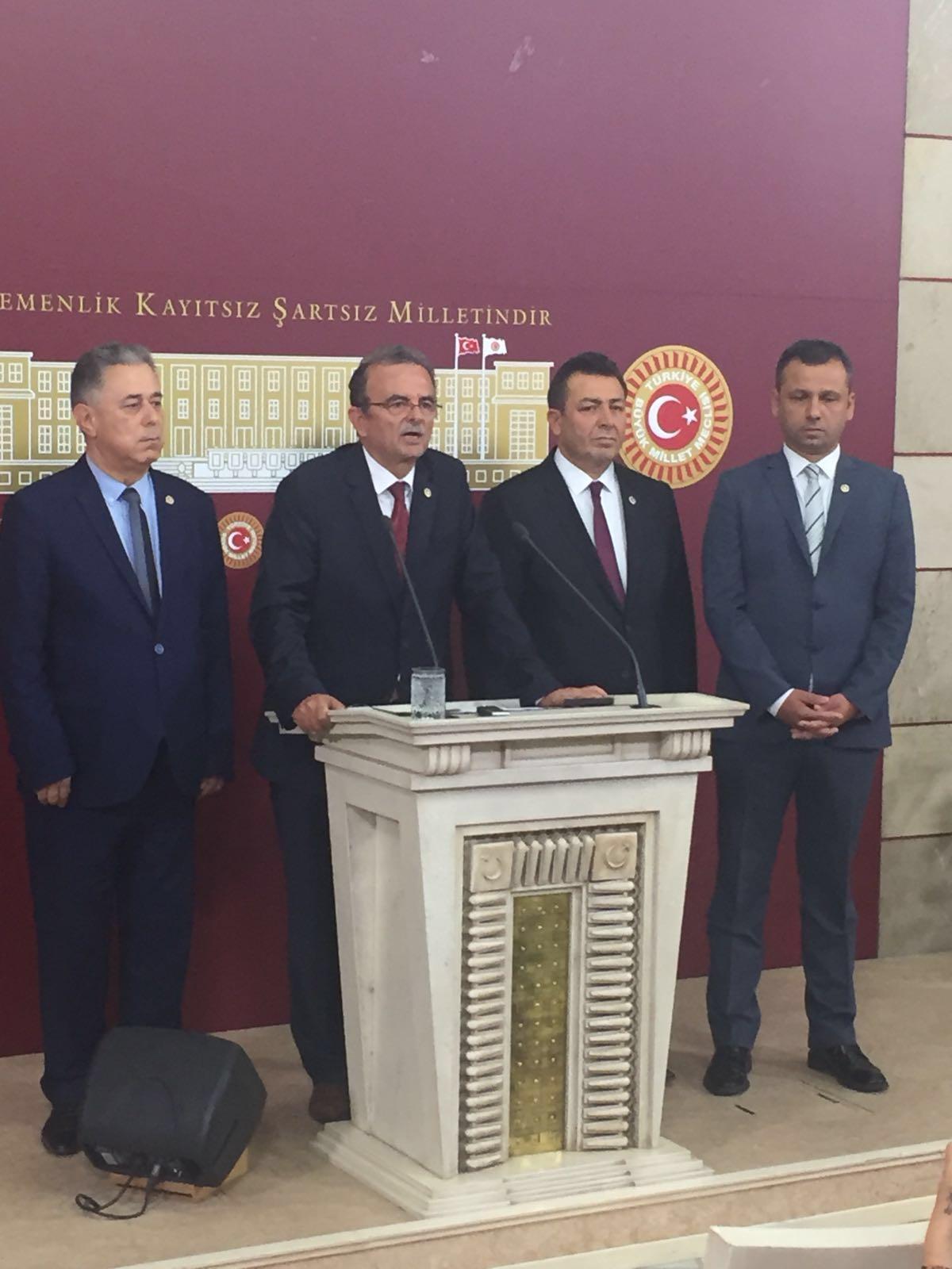CHP Muğla Miletvekilleri; Yatağan'ı Meclis Araştırsın