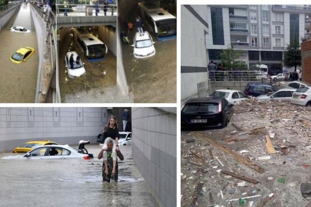 İklim felaketleri Türkiye'de de Artıyor
