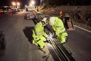 Dünya'daki İlk Elektrikli Yol İsveç'te Yapıldı