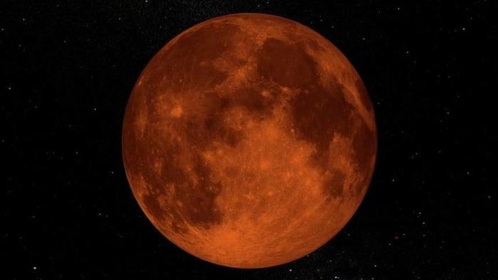 27 Temmuz  Cuma Günü  Yüzyılın  En Uzun   Süreli  Ay Tutulması Gerçekleşecek !