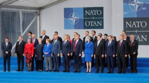 NATOBrüksel Zirvesi'nde Türkiye Detayı