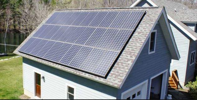 Güneş Panelli Binanın Ruhsatında Yüzde 25 İndirim