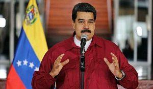 Venezuela Devlet Başkanı Nicolas Maduro vatandaşlarına seslendi