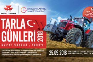 Tarla Günleri' Bursa'da başlıyor