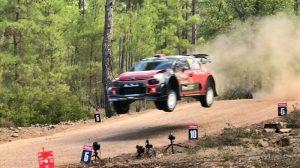 WRC TÜRKİYE MARMARİS'TE START ALDI
