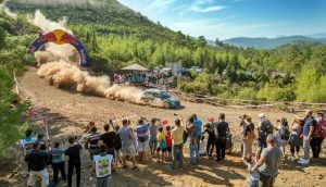 TURSAB Turkey Full Speed Özel Seyirci Etabı'nın galibi Mikkelsen