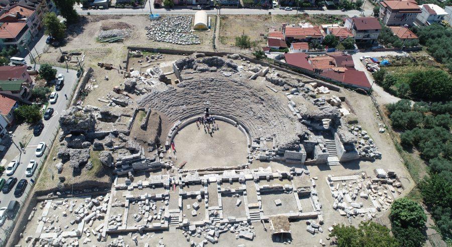 Bursa İznik'in Binlerce Yıllık Tarihi Ayağa Kalkıyor