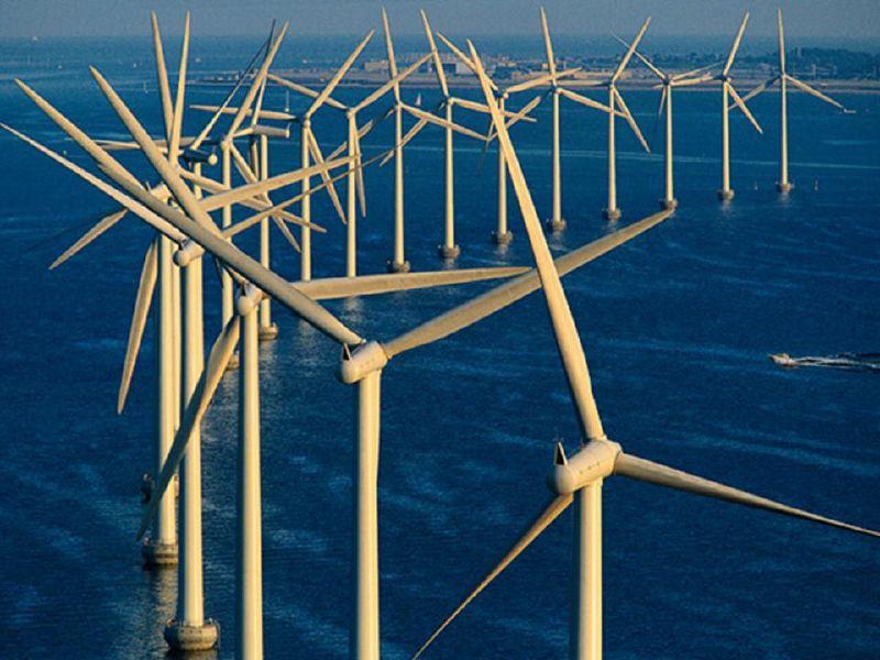 Türkiye'nin Enerjisi 'Denizden' Nükleer  ve Termik  Santral Rüzgarı da Karadan  Esiyor