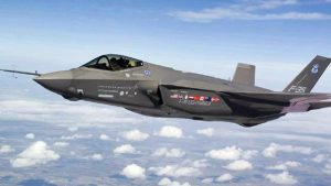 Pentagon F-35 kazasının ardından Uçuşlarını durdurma kararı