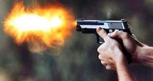 İki grup arasında çıkan kavgada silahlar konuştu