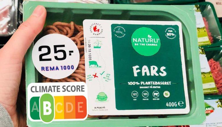 Gıda Etiketlerine Ürünün Çevreye Verdiği Etki Eklenecek