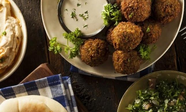 İstanbul'un En iyi Falafellerini Yiyebileceğiniz 8 Restoran