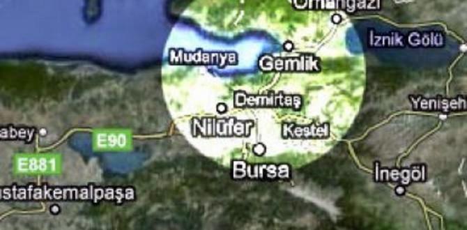 Gemlik Körfezi'nin girişinde 6.3-6.4'lük bir deprem bekleniyor