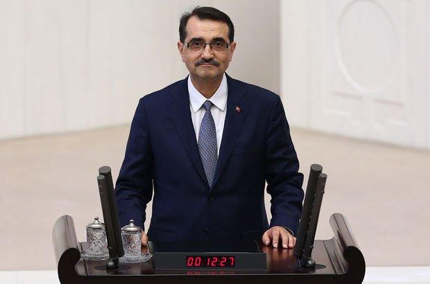 """Enerji ve Tabii Kaynaklar Bakanı Fatih Dönmez : """"81 İlin Tamamı Doğal Gaza Kavuştu"""" dedi."""