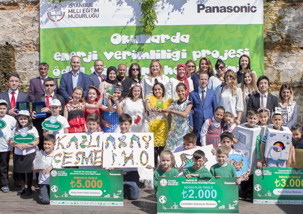 PANASONIC'TEN ENERJİ VERİMLİLİĞİ PROJESİ