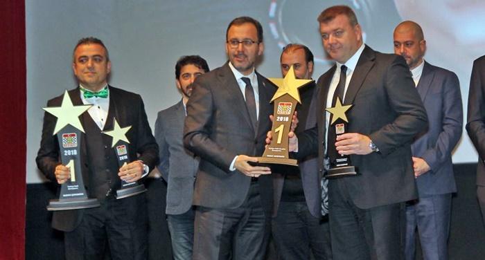 TOSFED Gala Gecesi İstanbul'da yapıldı