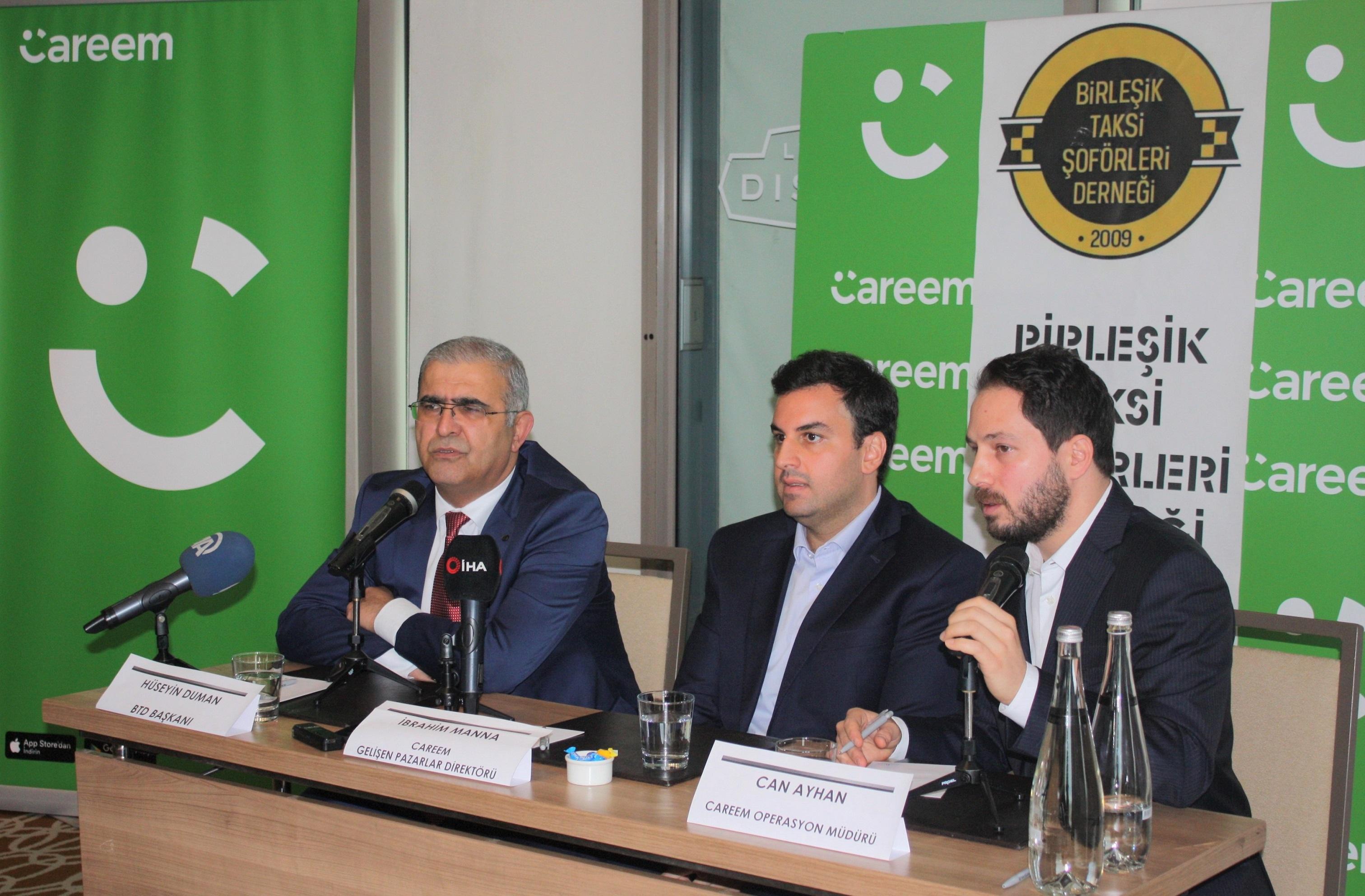 Careem'den ezber bozan proje