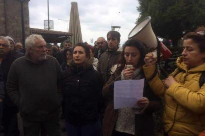 Halkının Protesto Ettiği Sahil İhalesi İptal Edildi