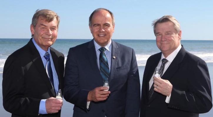 Deniz Suyundan Üretilen Hidrojenle Çalışan Enerji Santrali