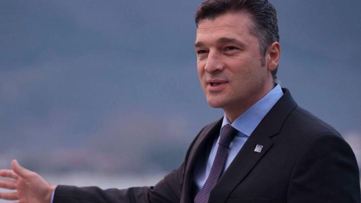 Erdek Belediye Başkanı CHP'li Hüseyin Sarı İçişleri Bakanlığı Tarafından Görevden Alındı
