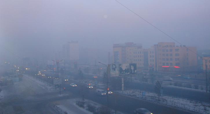 Hava Kirliliği Daha da Artarsa Gelecekte Moğolistan Gibi Olabiliriz