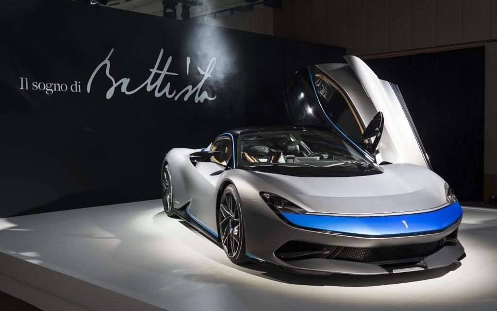 En Hızlı Ve En Güçlü Elektrikli Otomobille Tanışın: Pininfarina Battista