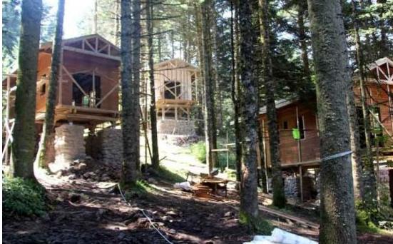 Mahkeme, Gölcük Tabiat Parkı'ndaki Rant Projesinin Otel Kısmını İptal Etti