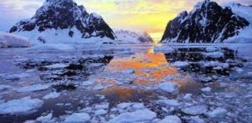 Anormal Sıcaklıklar, Grönland'daki Buz Tabakasının Yüzde 45'ini Eritti.