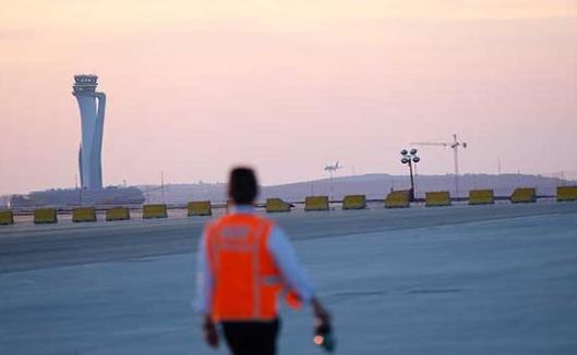 İstanbul Hava Limanı  Daha Az Yolcu ve Yük Taşıyor