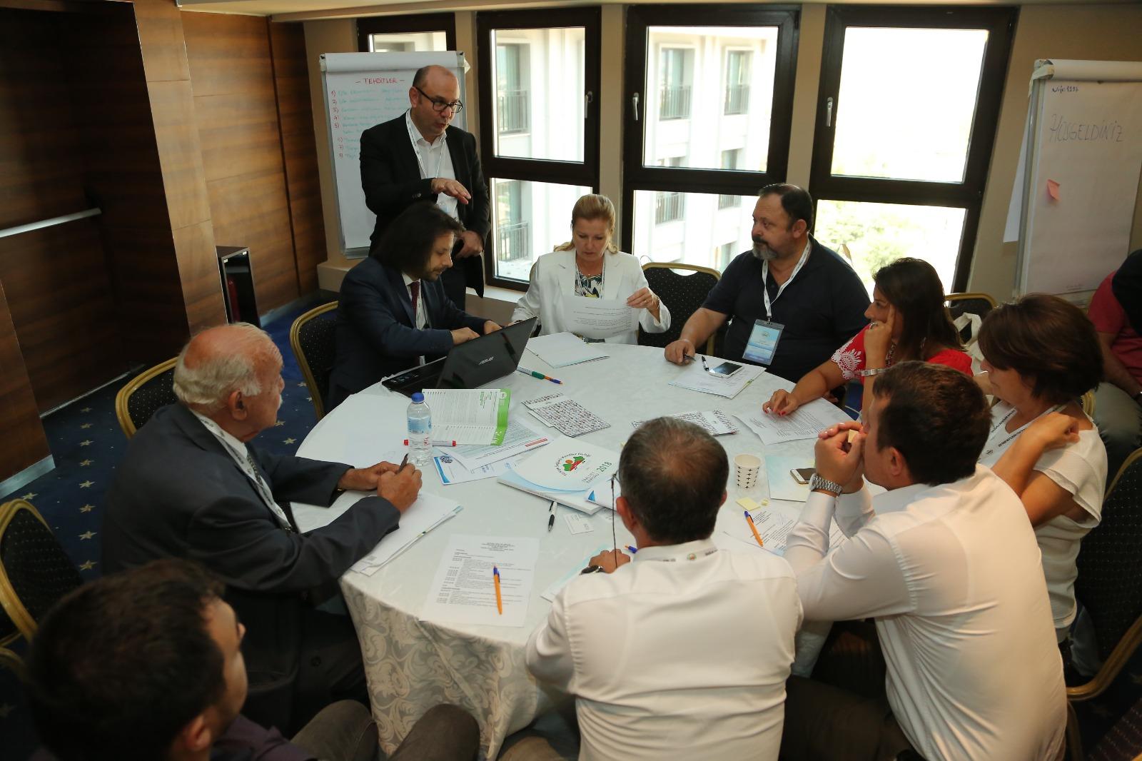 SKB 2020-2024 Stratejik Plan Çalıştayı Bursa'da Gerçeklştirildi.