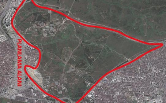 Esenler'de askeri alan yapılaşmaya açıldı: 21 külliye yapılacak