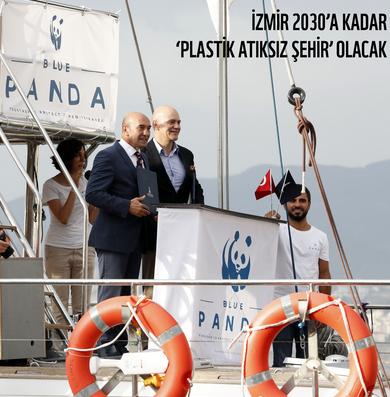 İzmir, Plastik Atıksız Şehir Olma Yolunda