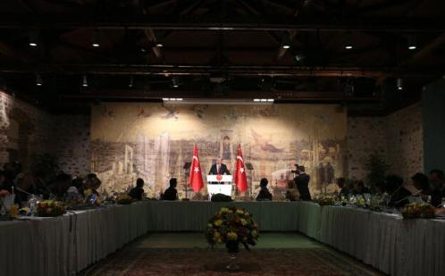 Erdoğan: Güvenli bölgede 12 gözlem noktası kurulacak