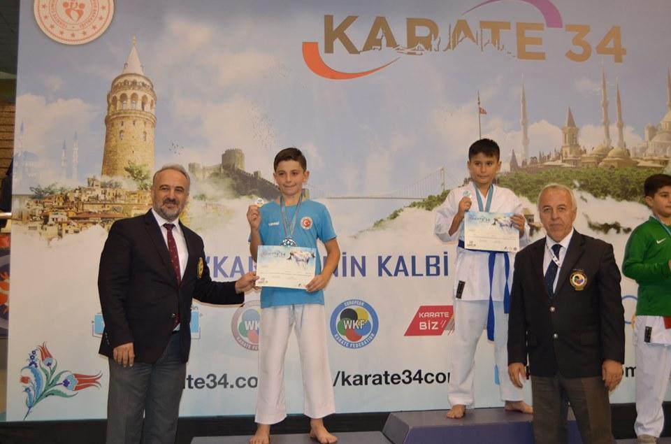 Karate 34 Süper Ligi başladı