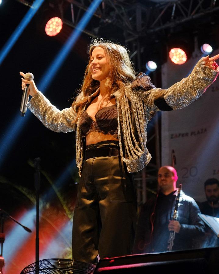 Zafer Plaza 20.Yıl Kutlamalarını Muhteşem  Konserler ile Tamamladı