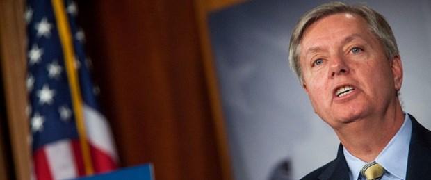 ABD'li senatör Graham'dan Türkiye'ye bir tehdit daha!