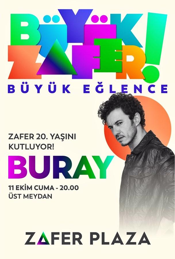 Bursa'nın ilk AVM si Zafer Plaza ile 20 yılını kutluyor