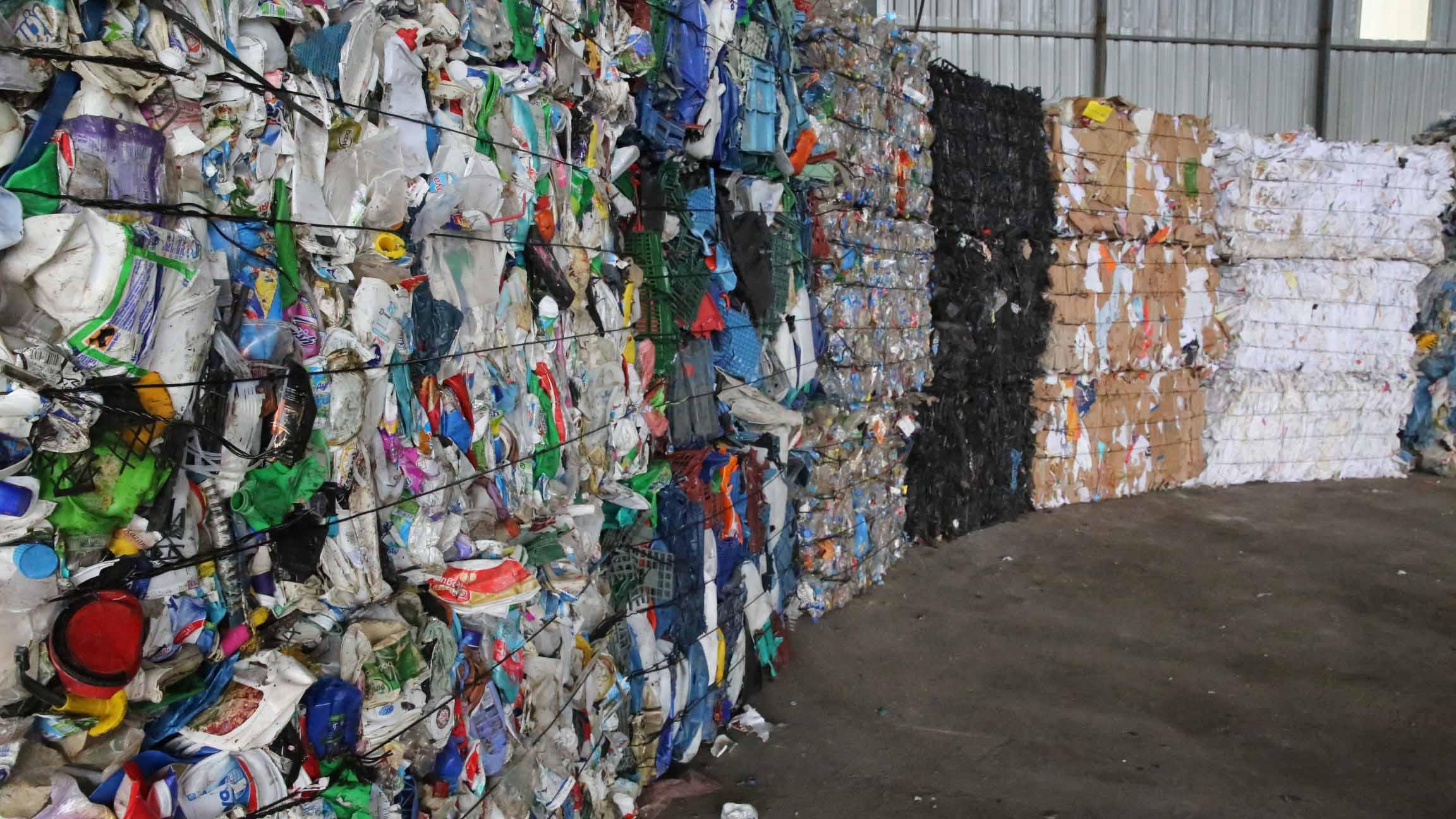 Günde 30 ton atık çöpe değil dönüşüme gidiyor
