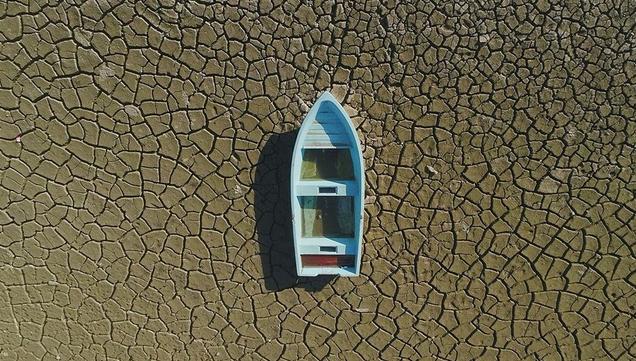 Bursa ovasına hayat veren göl kurudu