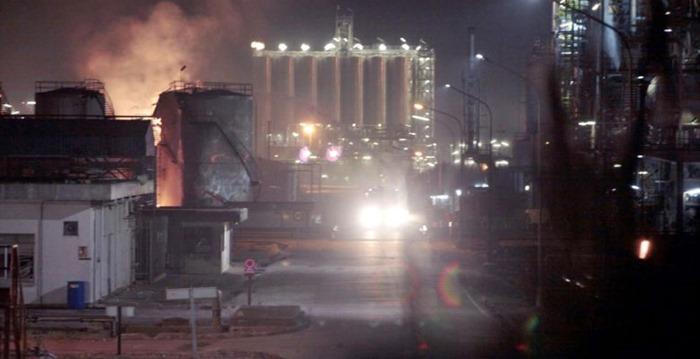 İspanya'daki patlamada 1 kişi öldü, 1 işçi kayboldu, 6 işçi yaralandı Kimyasal alarm verildi