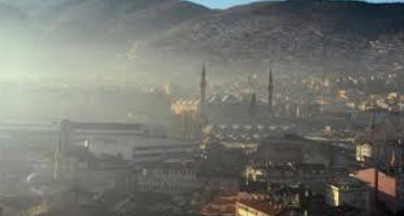 Bursa'nın kirli havası TBMM gündeminde