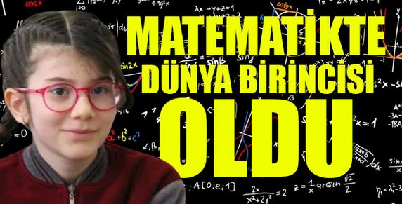 10 yaşındaki Türk öğrenci Elanur Akıncı göğsümüzü kabarttı!