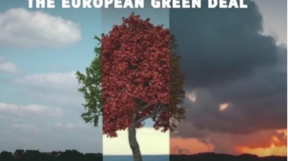 AB, 'Yeşil Düzen'e 1 Trilyon Euro Yatırım Bütçesi Ayırdı