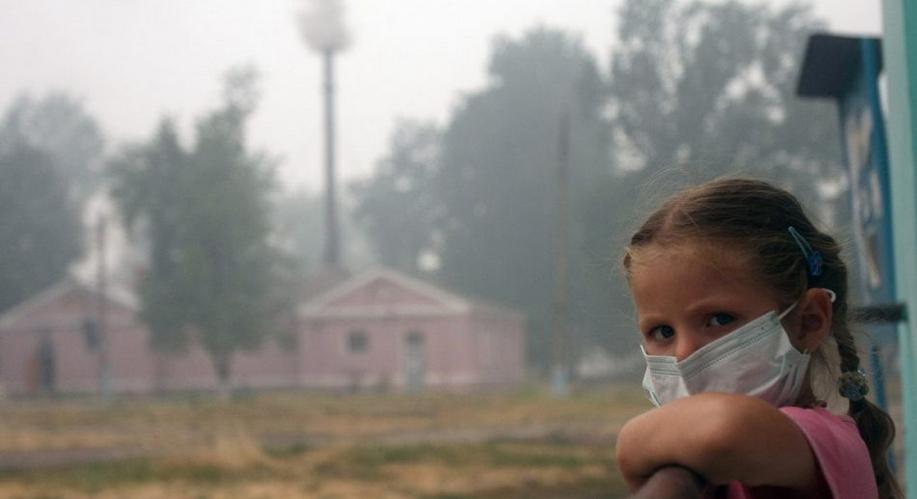 İklim Krizi Çocukların Sağlığını Tehlikeye Atıyor