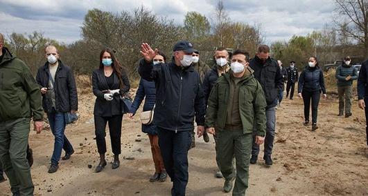 Çernobil felaketinin 34´üncü yıl dönümünde anma
