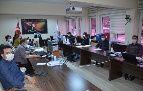 Bursa'da koronavirüsle mücadele bu merkezde yönetiliyor
