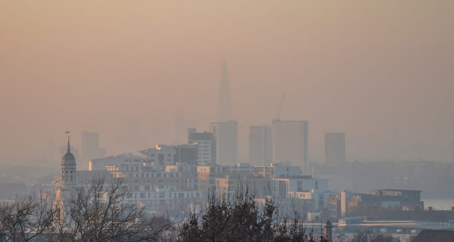 Hava Kirliliği COVID-19'dan Daha Fazla Can Alıyor