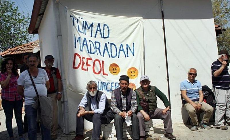 Balıkesir'de yaşam savunucularından Belediye Başkanına tepki