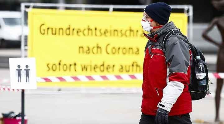 Almanya'da Covid-19 Vaka Sayısının Tespit Edilenden Çok Daha Fazlasının Bulunması İddiası