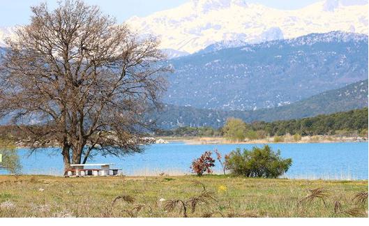 En büyük tatlı su gölümüz imara açılıyor